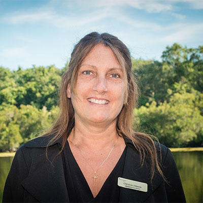 Christine Johnson of Recovery Keys Addiction Treatment Program in St. Augustine and Jacksonville