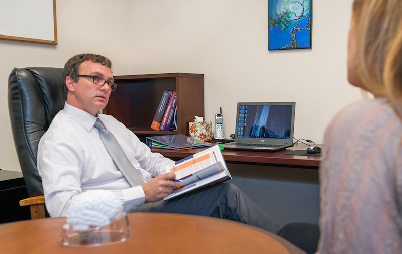 Meeting With Dr. Yingling of Recovery Keys Addiction Treatment Program in St. Augustine and Jacksonville