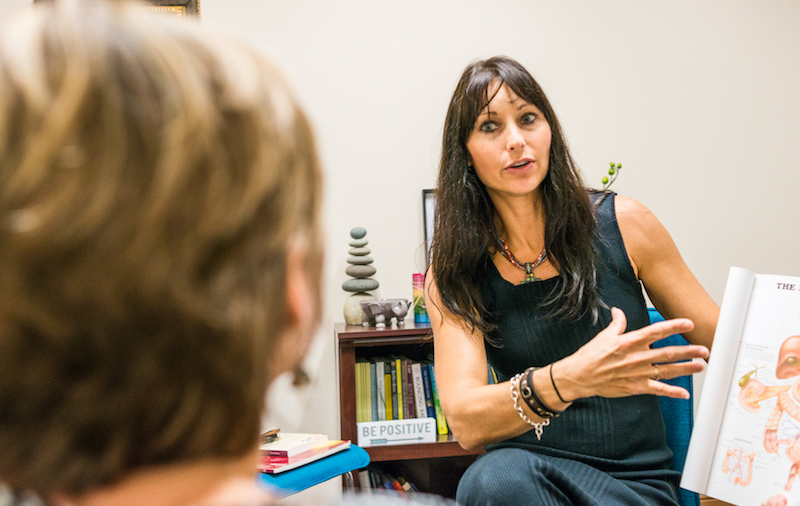 Meeting with Julia Wicker at Recovery Keys Addiction Treatment Program in St. Augustine and Jacksonville