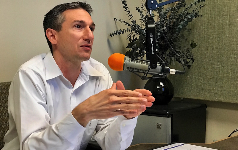 "Dr. Mirabile of Recovery Keys on ""Ask the Expert"" Radio Show"
