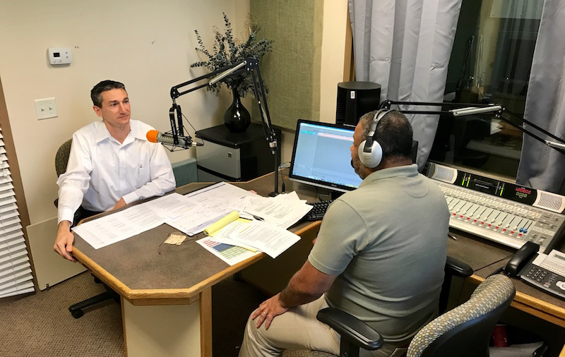 Dr. Mirabile of Recovery Keys discusses the addiction epidemic on radio show