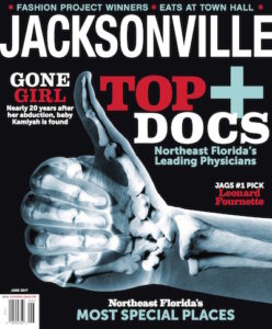 Jacksonville Magazine Top Docs Issue with Dr. Jeremy Mirabile of Recovery Keys