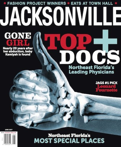 Jacksonville Magazine Features Dr. Jeremy Mirabile in Annual Top Docs Issue