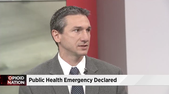 Dr Mirabile of Recovery Keys Discusses Opioid National Disaster With News4Jax